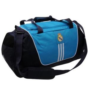 Sportovní taška Adidas Real Madrid 33 modrá