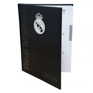 Diář 2016 Real Madrid FC