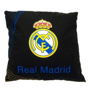 Polštářek Real Madrid FC černý