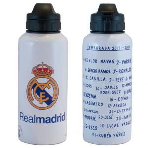 Láhev na pití Real Madrid FC hliníková (typ SQ16)