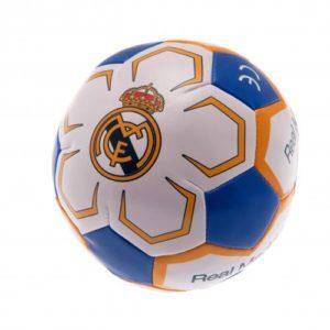 Míč házecí měkký Real Madrid FC (typ 16)